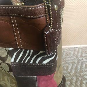👜 COACH shoulder bag
